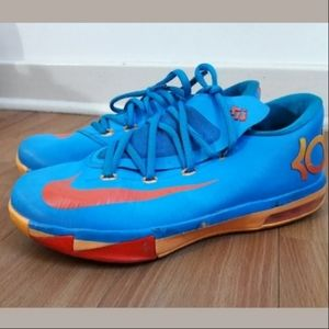 Nike KD VI 6 Kevin Durant Youth Sneakers Size 5